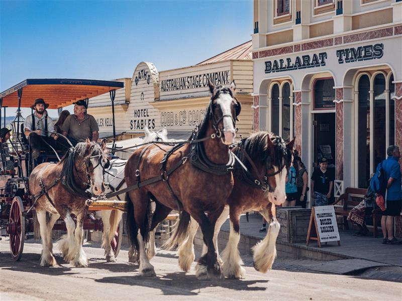 Ballarat sites de rencontre rencontres homme occupé